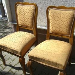 biedermeier antik szék 1